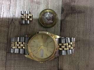 Vintage Sovil et Titus Automatic Watch