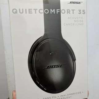 Bose Quietcomfort 35 (Black)