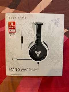 Razer MANO'WAR Analog Gaming Headset