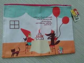 [NEW] Little Red Ridding Hood POUCH