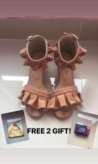 JUAL RUGI Heels Rumbai (FREE 2 GIFT)