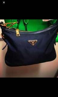 Prada Tessuto Nylon Crossbody bag
