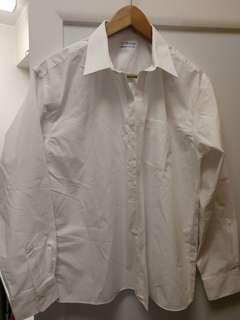 M&S Boy's White Shirt ( Unworn)