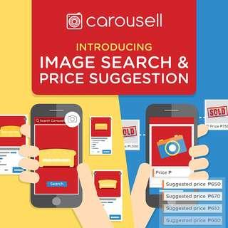 Introducing Image Search & Price Suggestion