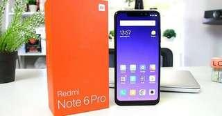Redmi Note 6 Pro Bisa Cicilan Dp Ringaaan