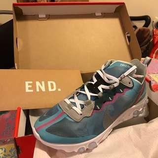 Nike React Element 87 (Royal Tint 配色)