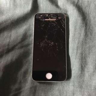iPhone 5s (not working)