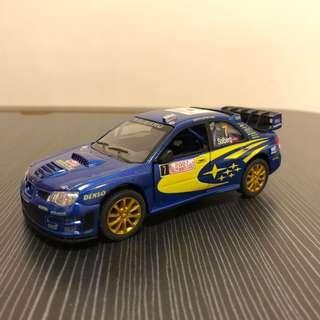 Subaru WRX 回力車