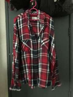 Cotton On Checkered Top