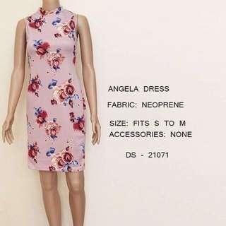 Angela casual dress