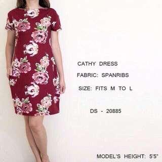 Cathy casual dress