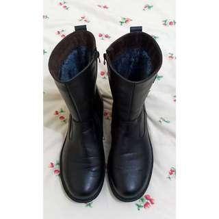 Men's Winter Boots - Waterproof Snow & Rain Boots