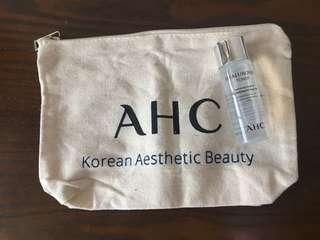 AHC Toner with pouch