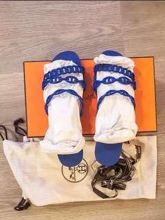 🚚 Hermes Rivage Sandals - BNIB