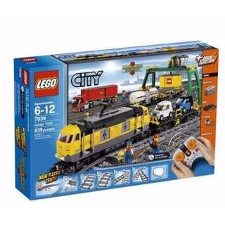 LEGO City Yellow Cargo Train 7939 MISB