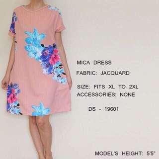 Mica casual dress