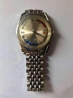 Titoni 瑞士梅花嘜 自動機械錶 Automatic Mechanical Watch 25石