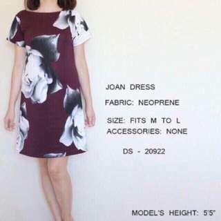 Joan Shiela and Renee casual dress