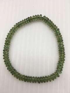 綠磷灰石5.5m算盤珠