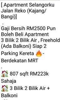 Apartment SelangorKu