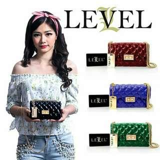 Level Jelly Bag Glossy