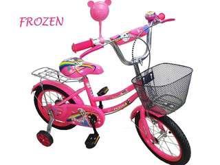 Cartoon Character Bike