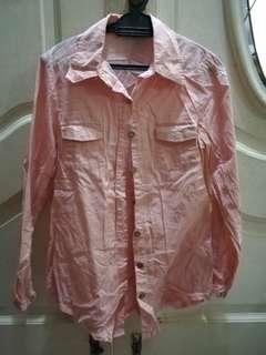 Scarlet Pink Shirt