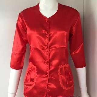 紅衫 上頭紅衫