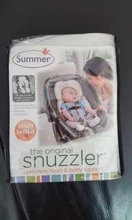 🚚 Head and bady support, the original Snuzzler complete head and body support