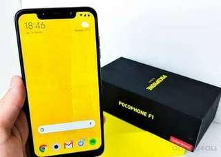 Xiaomi Pocophone F1 Bisa Cicilan Tanpa CC