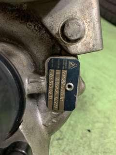 Citroen C5 Turbo kit