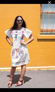 Authentic Mexican Dress