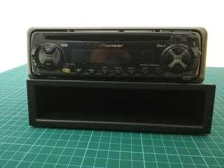 pioneer radio car with cd player