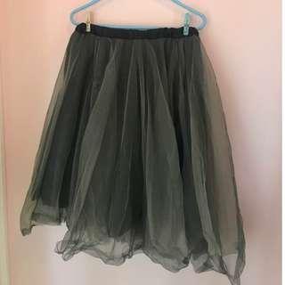裙,紗裙,半截裙Skirt, Dress