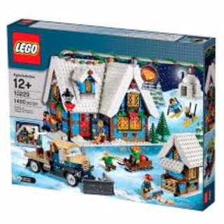 Lego 10229 Winter Cottage MISB NEW