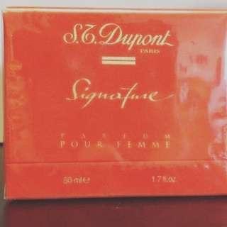 Perfume St. Dupont Signature
