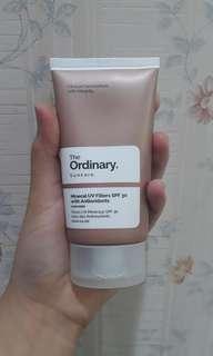 The Ordinary Suncare Mineral UV SPF 30 with antioxidants