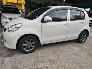 Perodua Myvi LB Spec 1.3 (A)