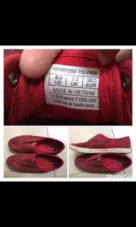 KEDS TAYLOR SWIFT RED