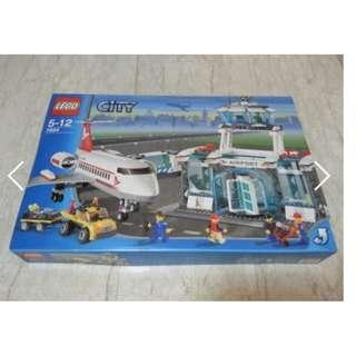 Lego Town City 7894 AIRPORT NEW Sealed