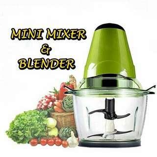 MINI MIXER & BLENDER GRINDER
