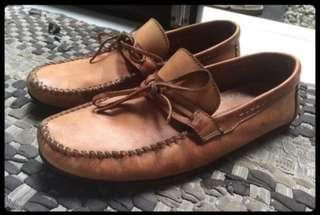 Moccasin Shoes by ZARA