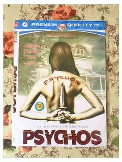DVD FILM PSYCHOS