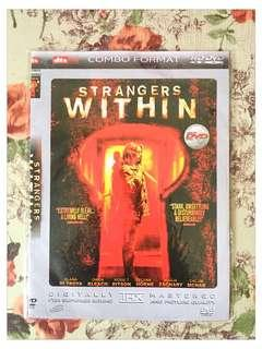 DVD FILM STRANGERS WITHIN