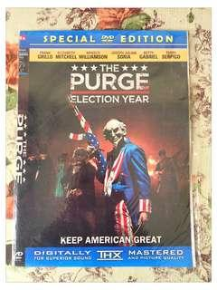 DVD FILM THE PURGE