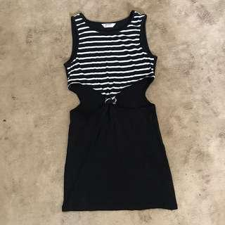 Dress Petites Black