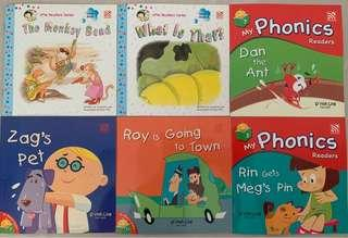 🚚 Little Readers Series & Phonics