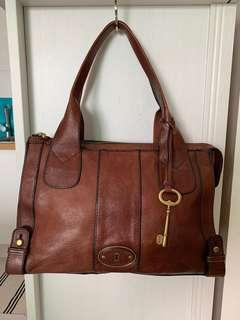 Fossil Woman Tote Bag