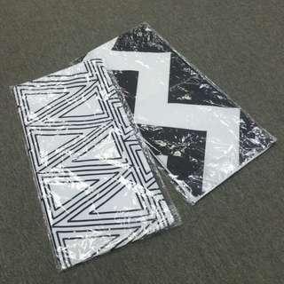 🚚 Nordic Geometric Cushion Covers