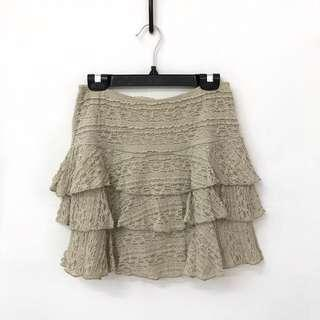 Promod Victorian Lace Skirt